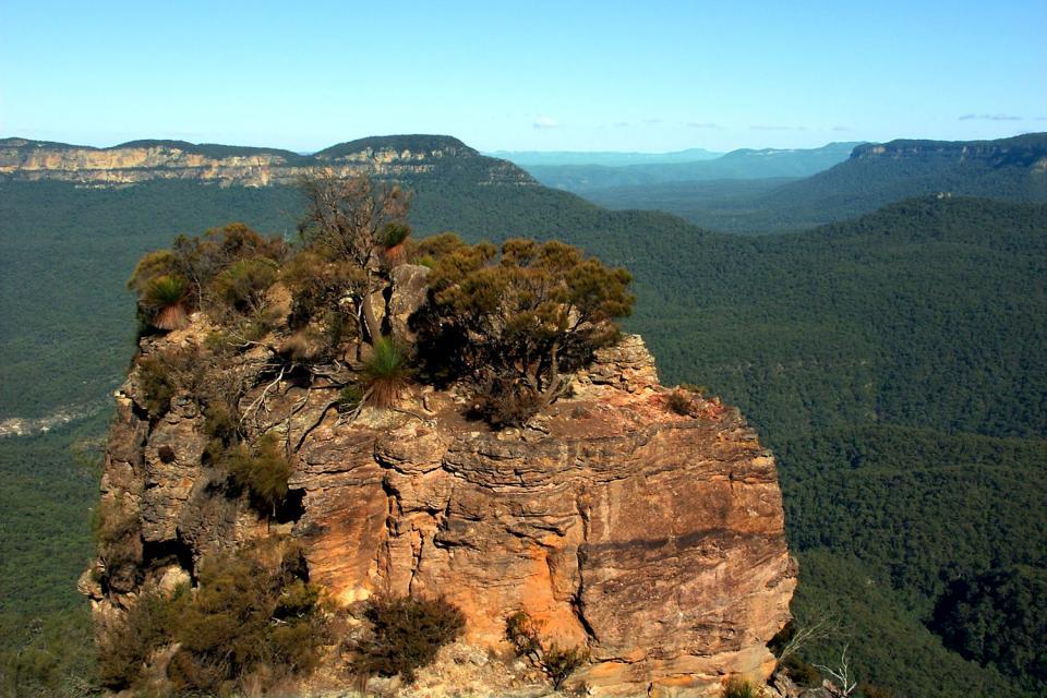Südaustralien , Nationalpark der Blue Mountains , Australien
