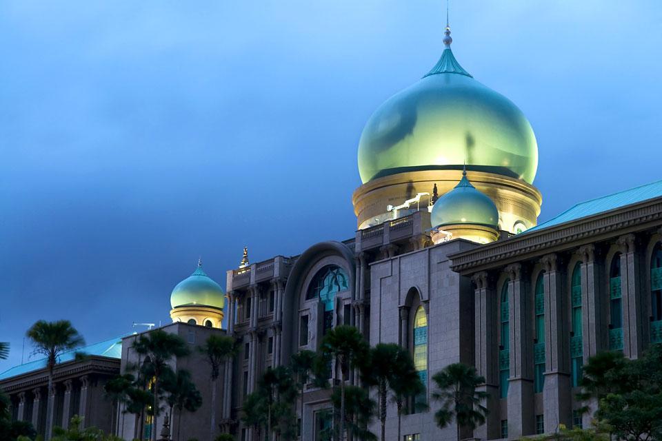 Perdana Putra , L'architecte de l'édifice , Malaisie