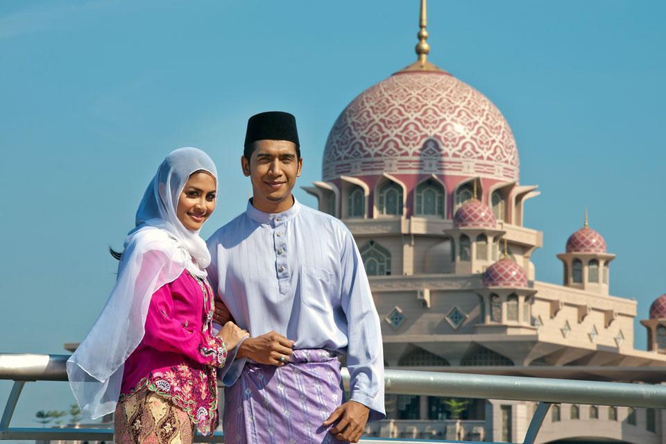 Putra Mosque , La signification de Putra , Malaisie