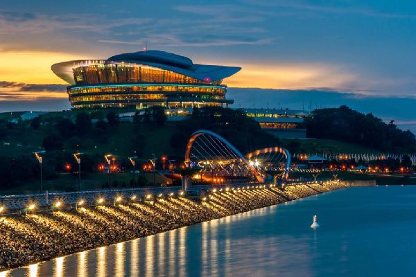 Putrajaya Convention Center , Malasia