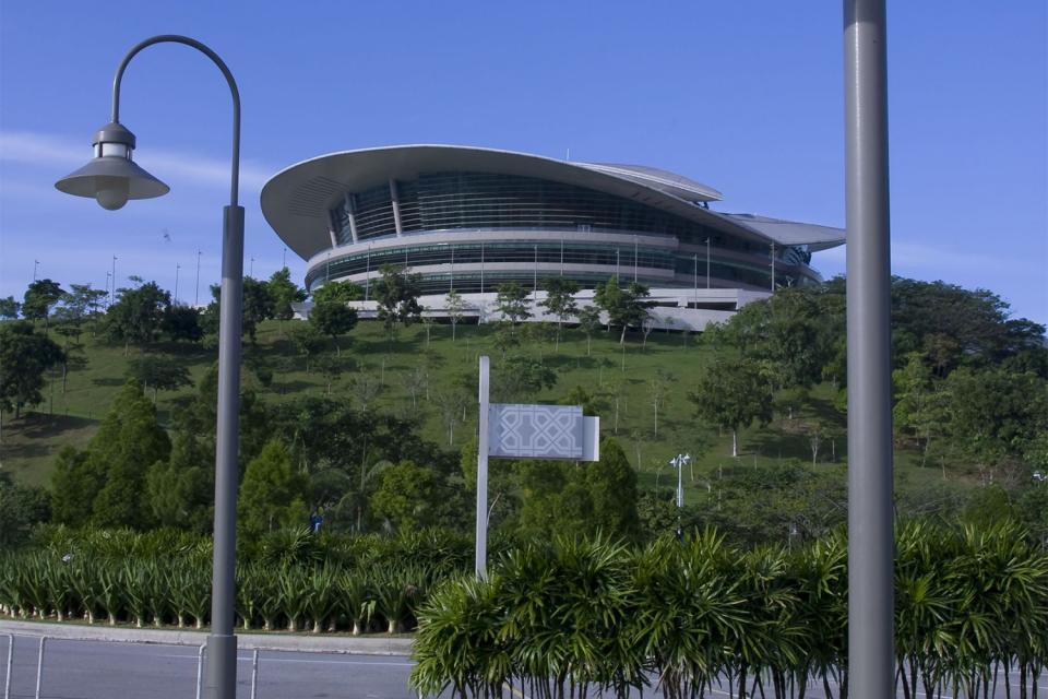 Putrajaya Convention Center , Malaisie