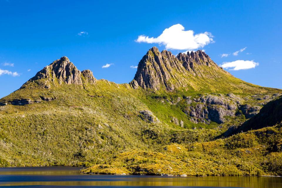 Tasmanien , Die Ursprünge der Insel , Australien