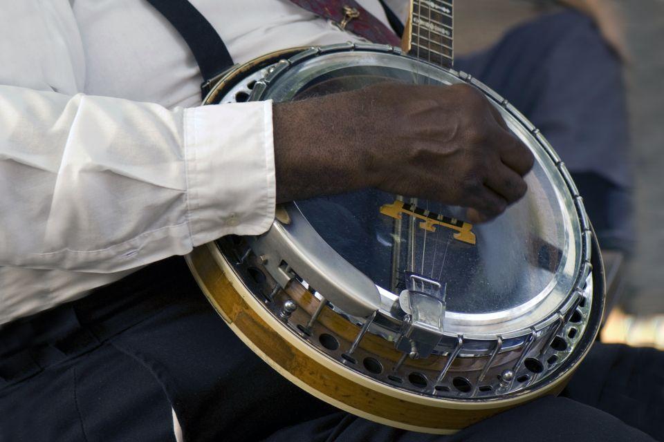 Les arts et la culture, musique malawi musique banjo