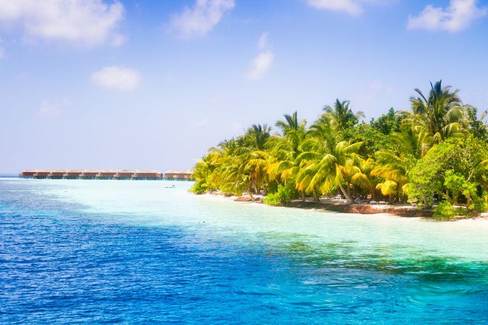 L'isola di Vilamendhoo, Atollo di Ari - L'isola di Vilamendhoo, I paesaggi, Maldive