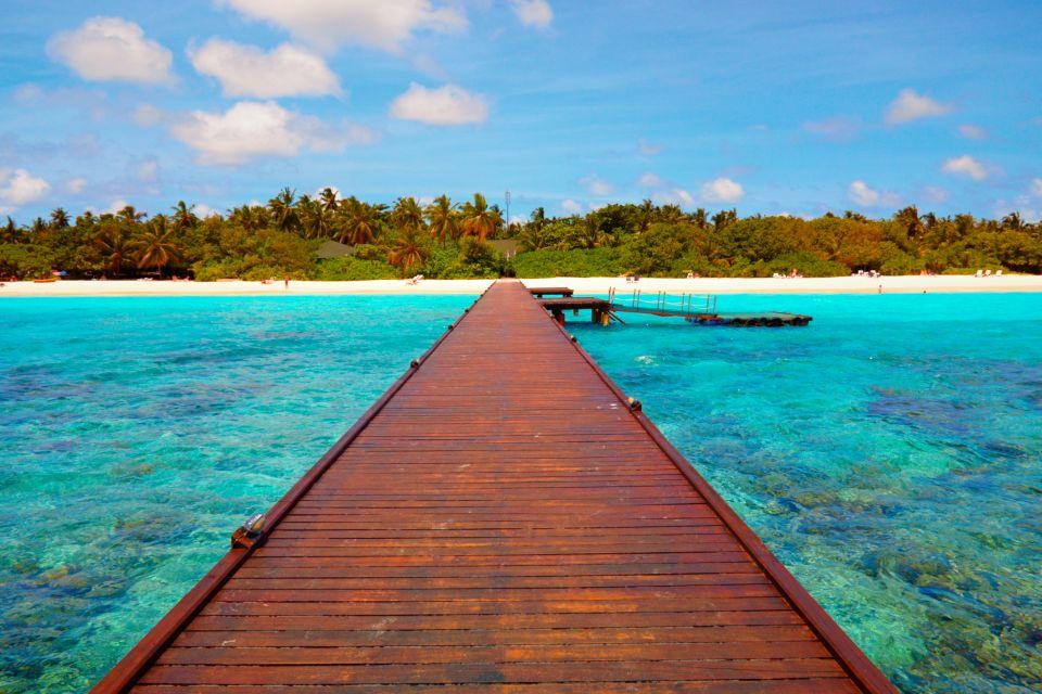 , Atollo di Ari - L'isola di Vilamendhoo, I paesaggi, Maldive