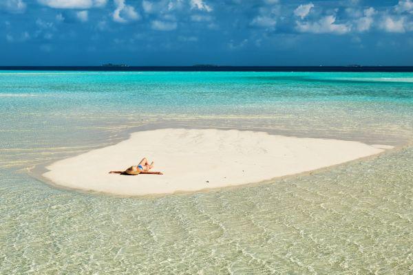 North Kaafu (or Malé) Atoll, Maldives, North Male Atoll - The islands of Atsu and Helengeli, Landscapes, The Maldives
