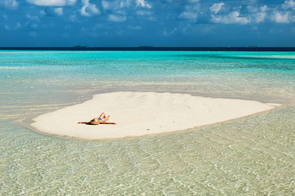 Atollo di Malé Nord - Atsu e Helengeli, Atollo di Malé Nord - Le isole di Atsu e Helengeli, I paesaggi, Maldive
