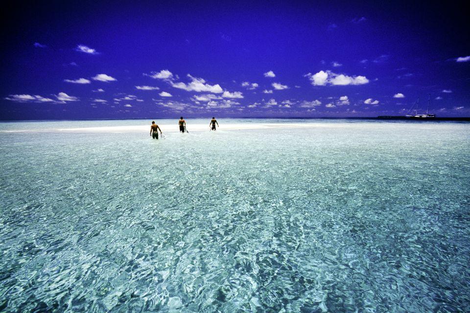 , Atollo di Malé Nord - Le isole di Atsu e Helengeli, I paesaggi, Maldive
