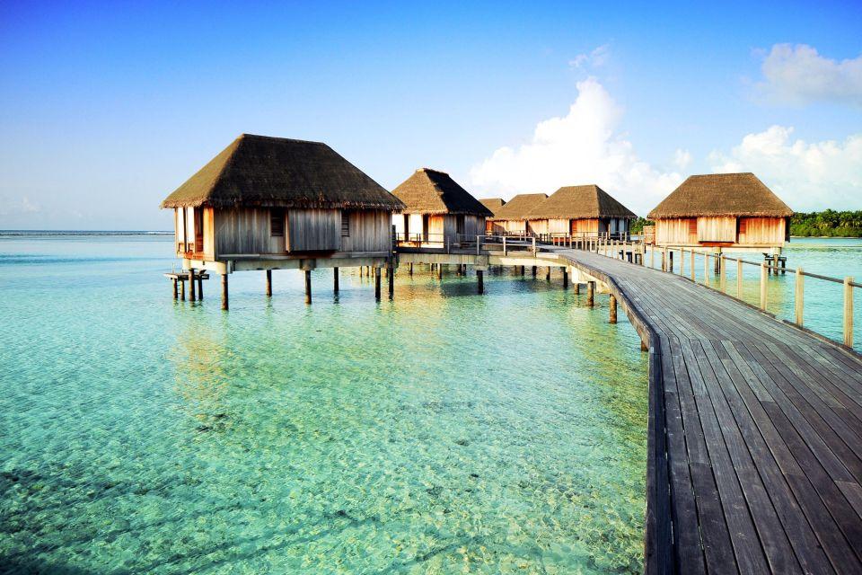 Les côtes, île, malé, maldives, asie, océan indien, malé, malé nord, atoll, kanifinolhu