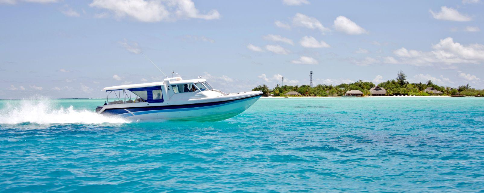 La spiaggia di Bodufinolhu., Atollo di Malé Sud - L'isola di Bodufinolhu, Le rive, Maldive