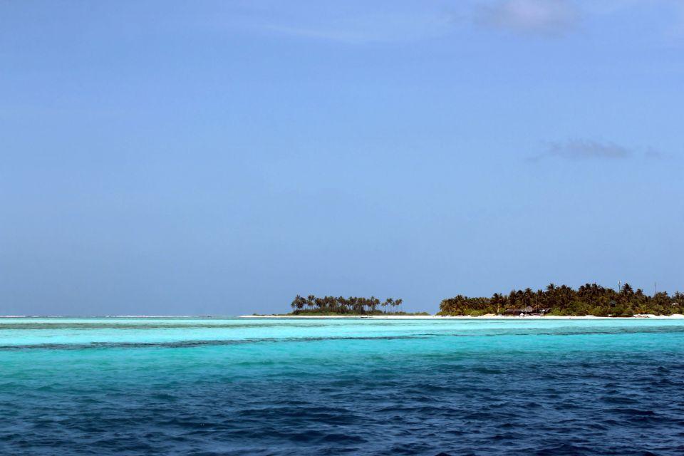 , Atollo di Malé Sud - L'isola di Bodufinolhu, Le rive, Maldive