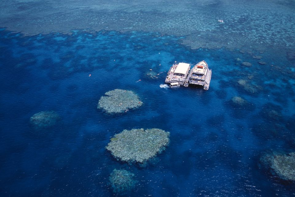The Great Barrier Reef , Visiting the Great Barrier Reef , Australia