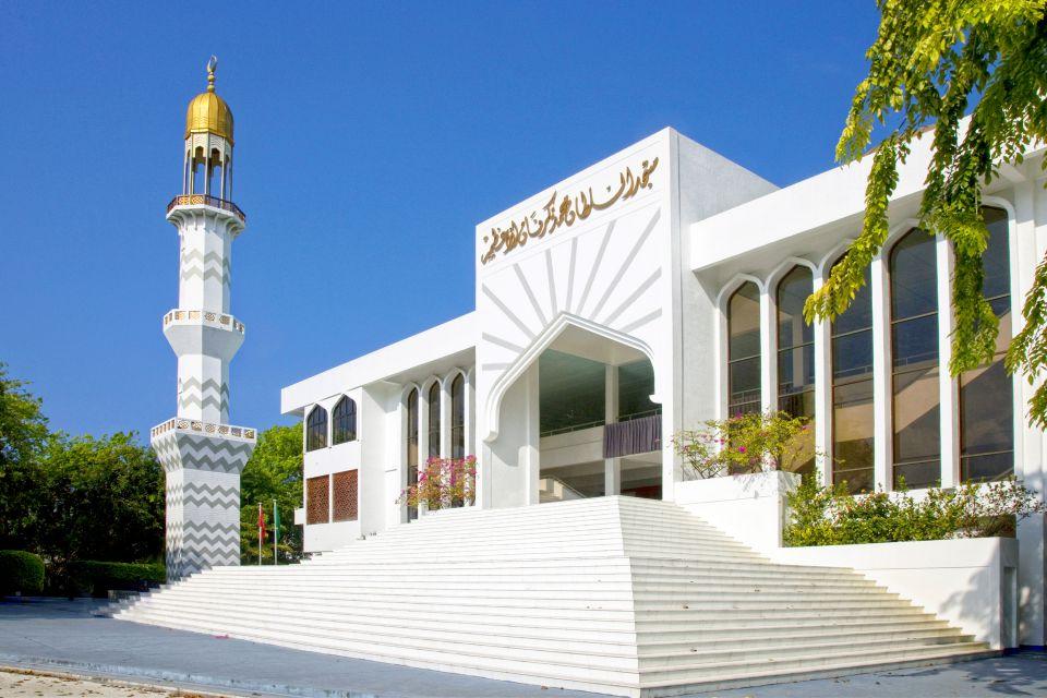 La Gran Mezquita de Malé, Arte y cultura, Maldivas