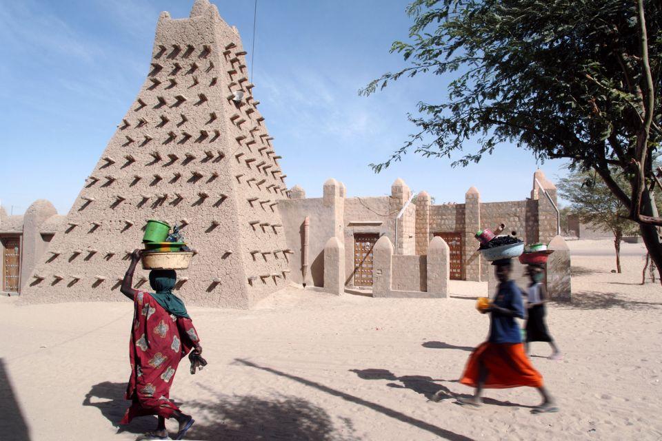 , La regione del Mandé, I paesaggi, Mali