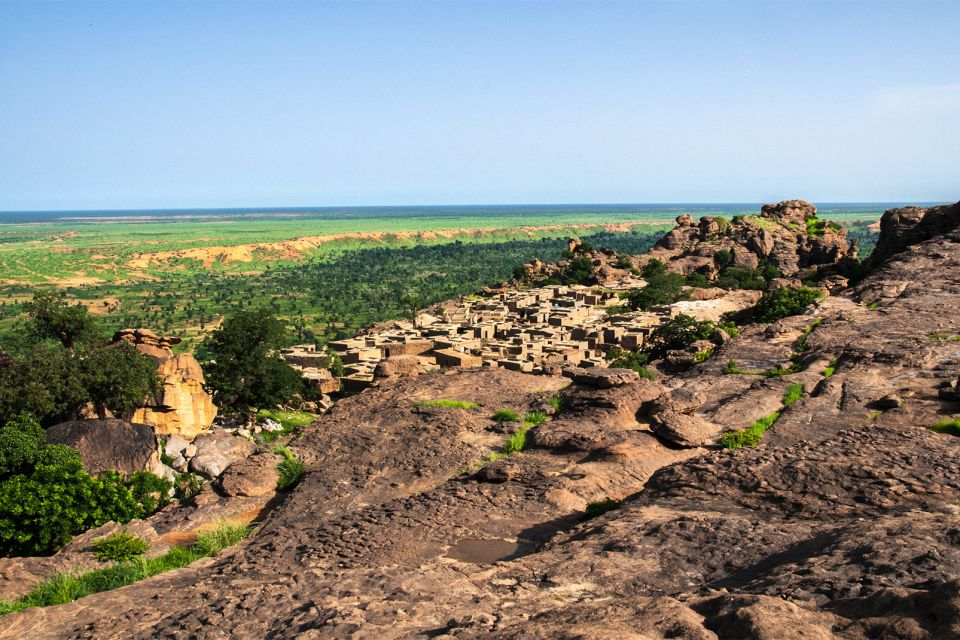 I villaggi Dogon, Mali, Il paese dogon, I paesaggi, Mali