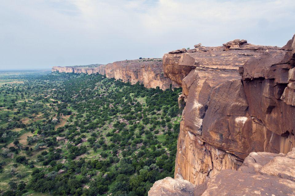 , Il paese dogon, I paesaggi, Mali