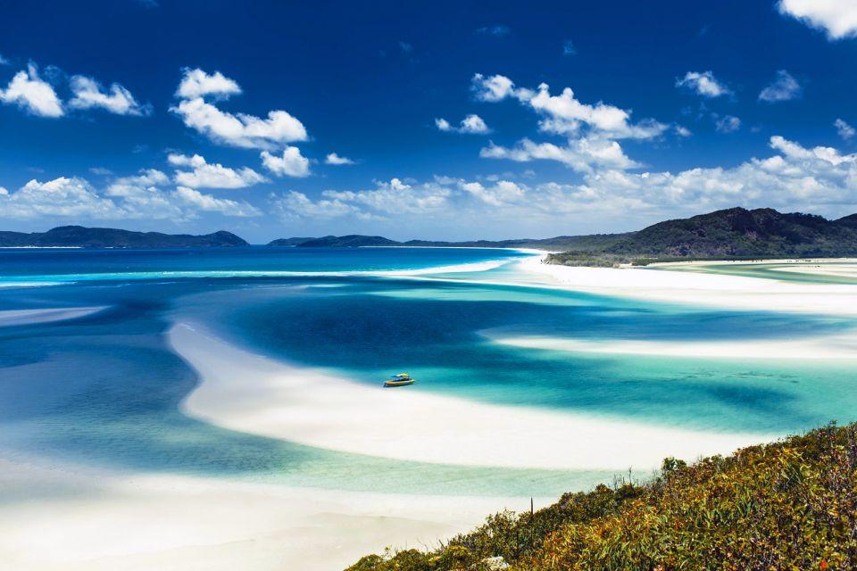L'archipel des Whitsundays , L'archipel des Whitsunday , Australie