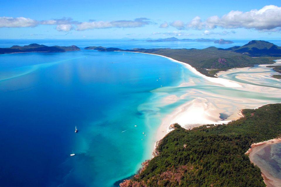 L'archipel des Whitsundays , Les Whitsundays , Australie