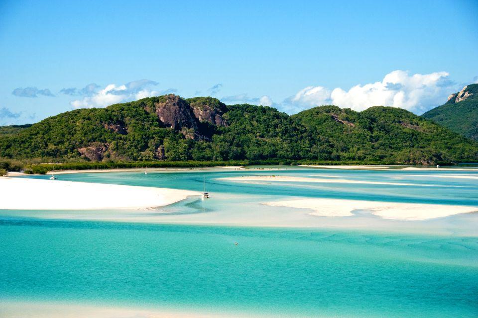 L'archipel des Whitsundays , Destination balnéaire australienne , Australie
