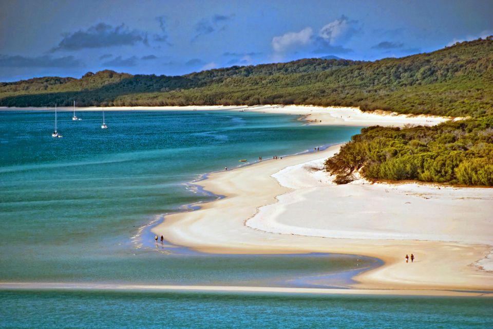 L'archipel des Whitsundays , Le jour de la Pentecôte , Australie