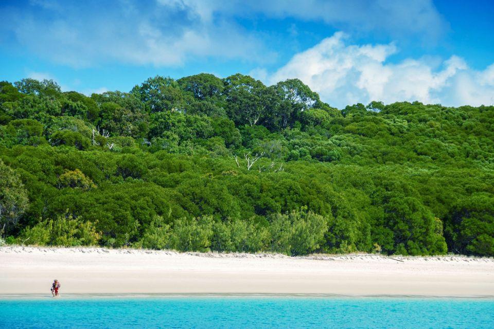 L'archipel des Whitsundays , Le Parc national des îles Whitsunday , Australie