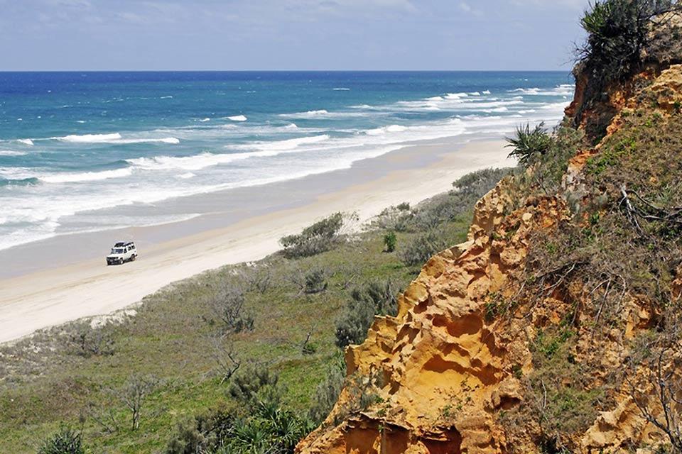 Fraser Island , Australia