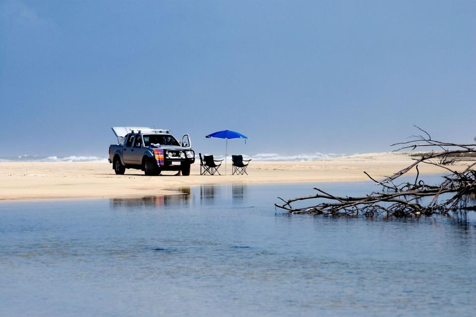 Fraser Island , L'isola di Fraser , Australia