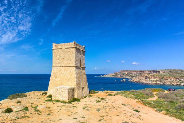 La isla de Malta, Los paisajes, Malta