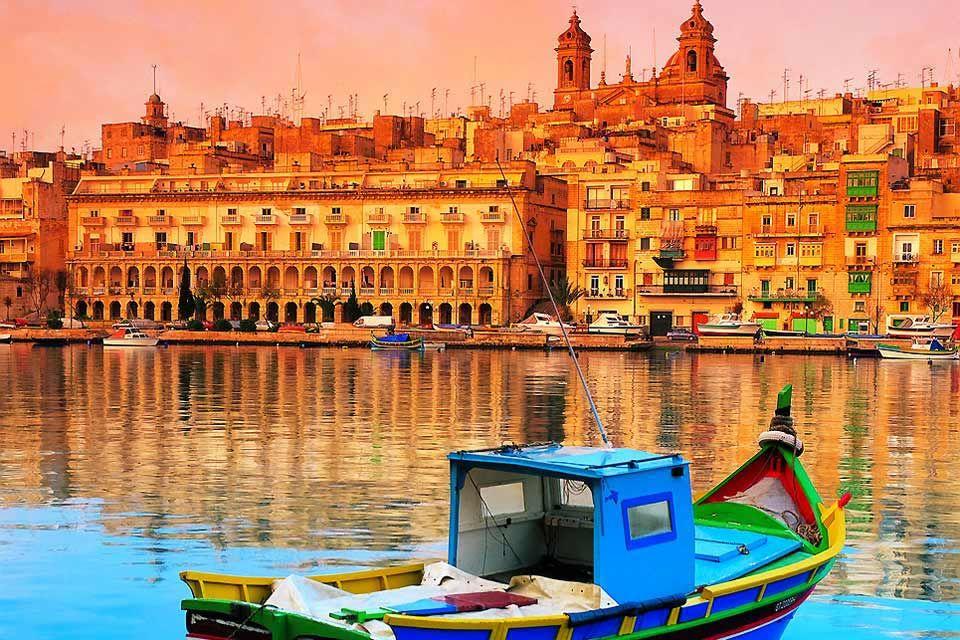 Ile de Malte paysage