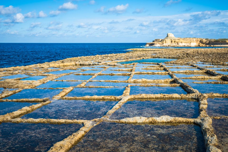The island of Gozo, The Island of Gozo, Landscapes, Malta
