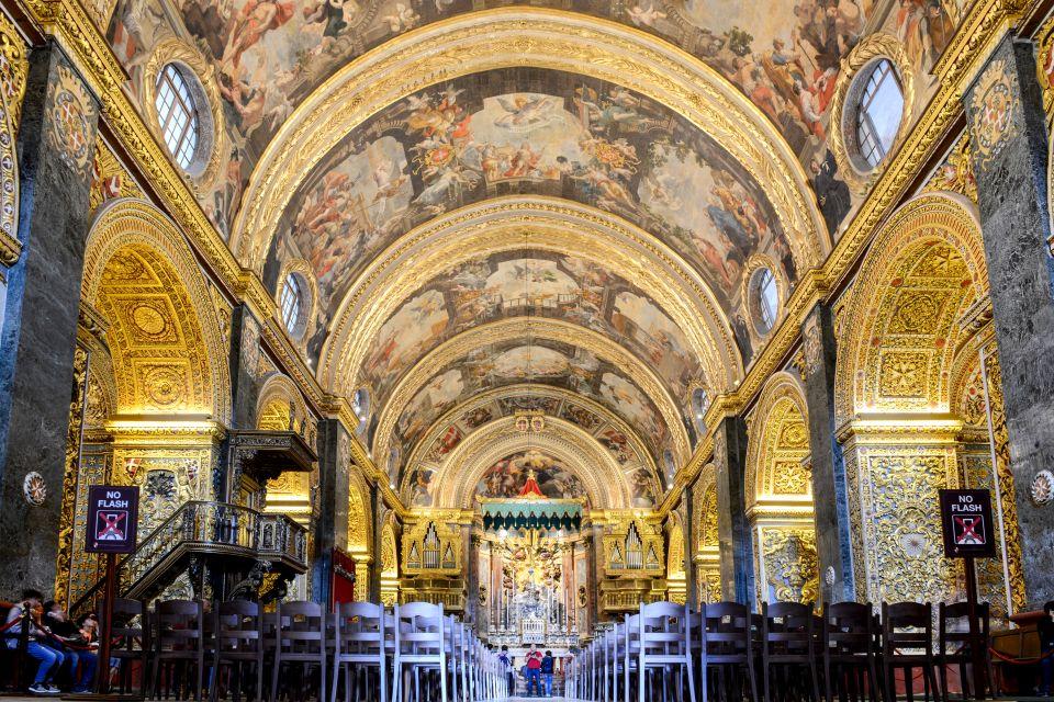 Les arts et la culture, La valette, malte, île, europe, méditerranée, baroque, art, architecture, cathédrale, co-cathédrale, saint-jean, st-john