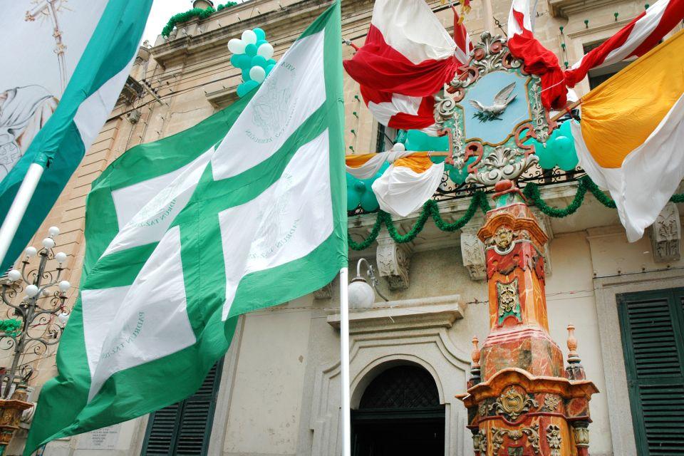 Le feste popolari, Malta, Le feste, Le arti e la cultura, Malta