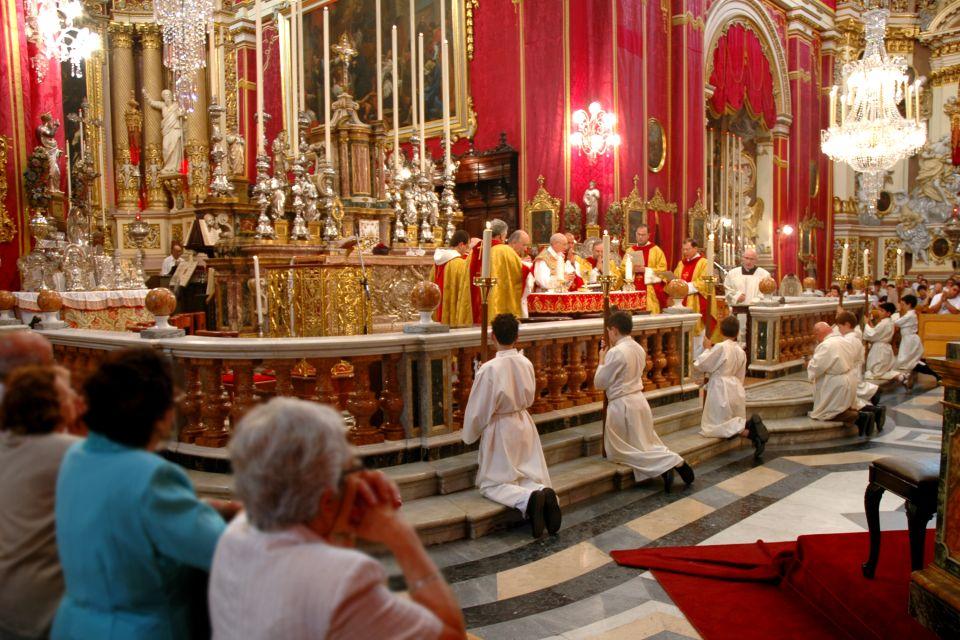 Le feste religiose, Malta, Le feste, Le arti e la cultura, Malta