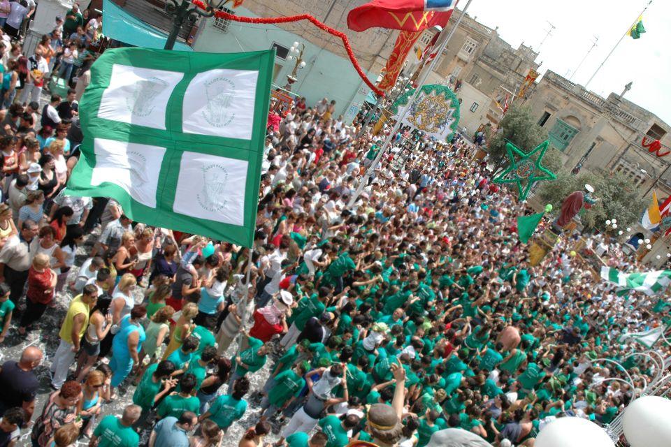 Le feste, Le arti e la cultura, Malta