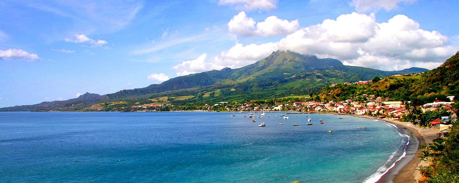 Mount Pel 233 E Martinique