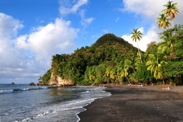 Anse Couleuvre , Anse Céron , Martinique