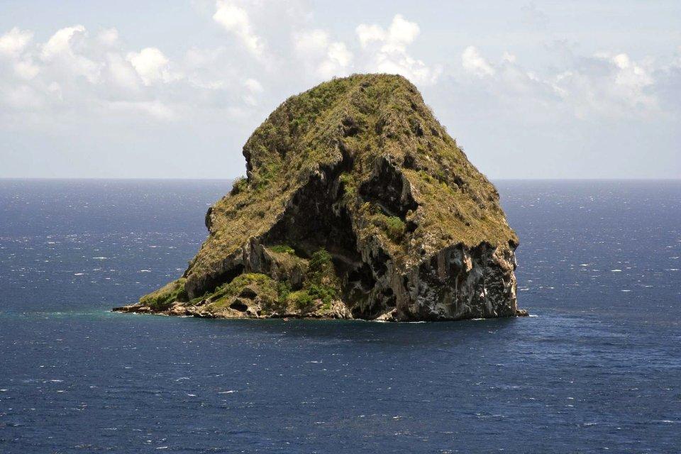Le Rocher du Diamant , Plages du Diamant , Martinique