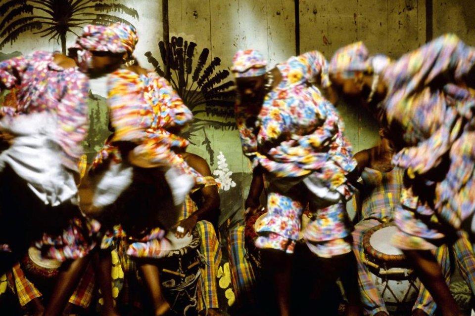Musique, danse et fête! , L'île du Roi Vaval , Martinique