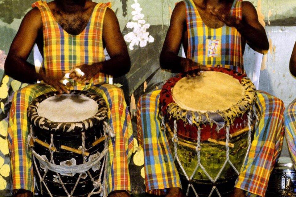 """I trofei del Carnevale, Le """"steel-bands"""", Le arti e la cultura, Martinica"""