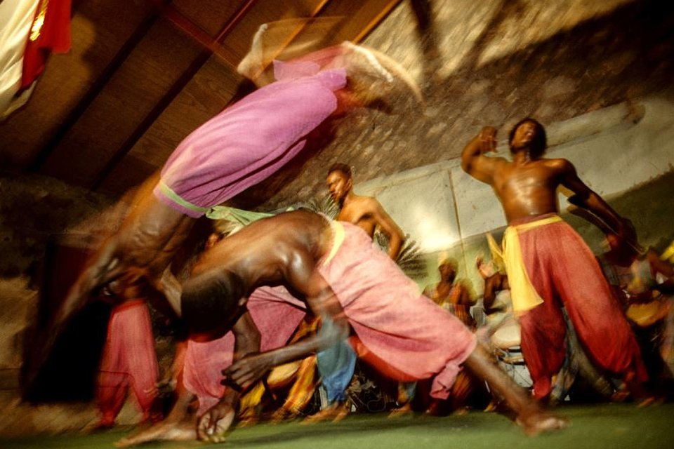 """Le """"steel-bands"""", Le arti e la cultura, Martinica"""