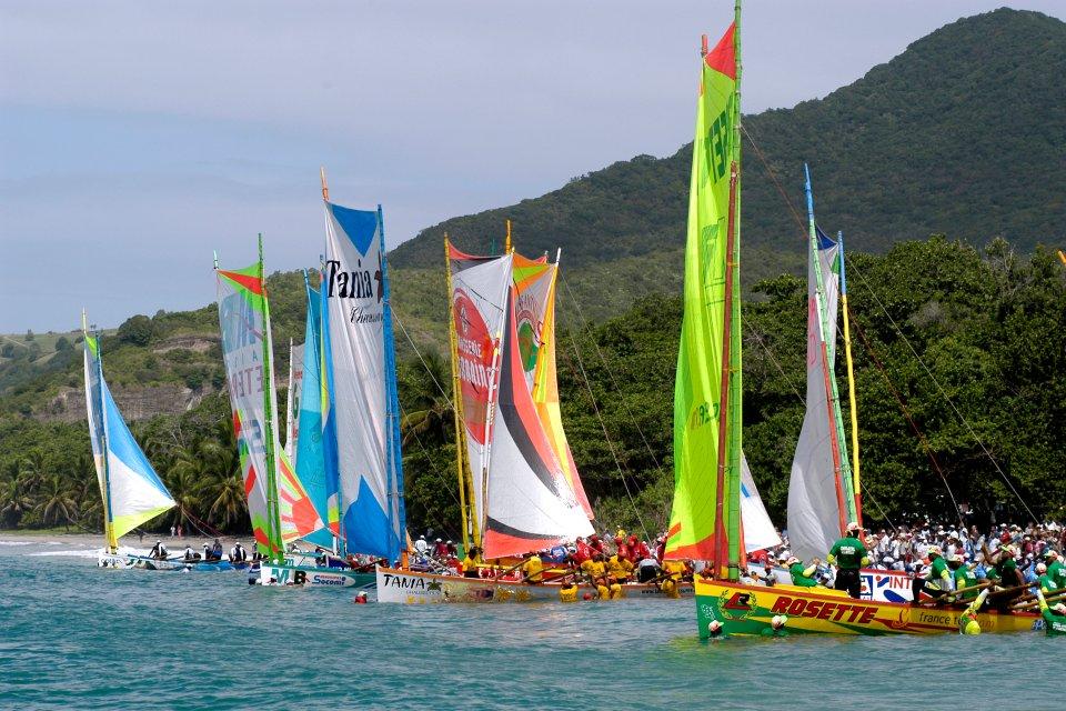 Les courses de Yole , Les courses de Yoles , Martinique
