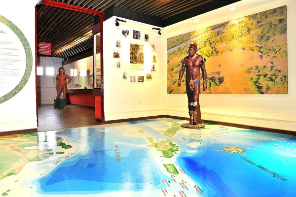 The Archaeological Museum , Martinique