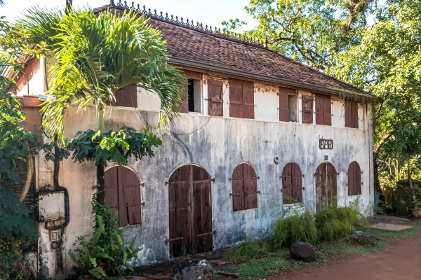 Le village de la Poterie , Martinique