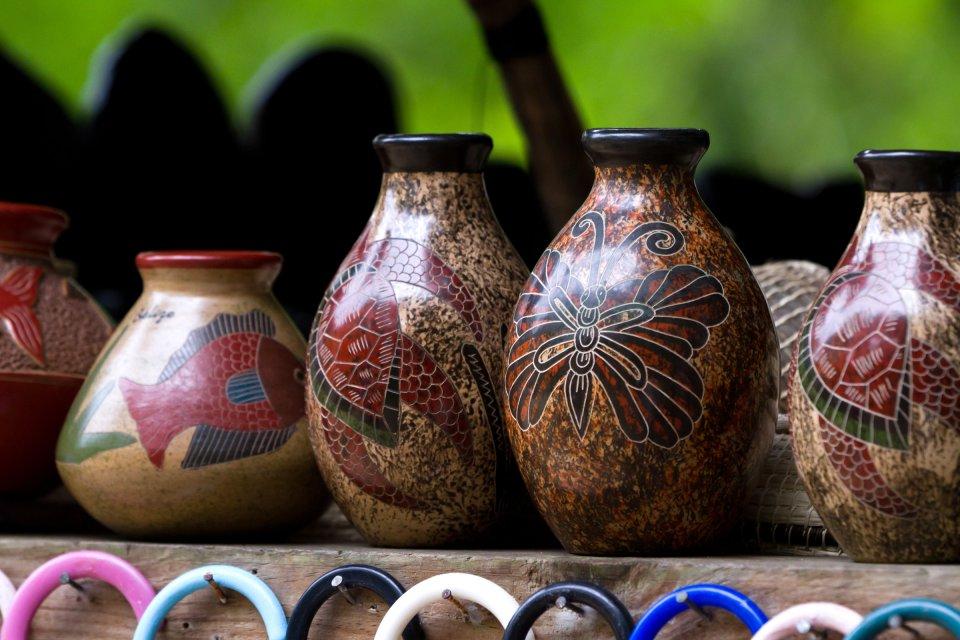 Martinique, caraibes, antilles, dom-tom, outre-mer, amerique, maison, la poterie, trois-ilets, artisanat