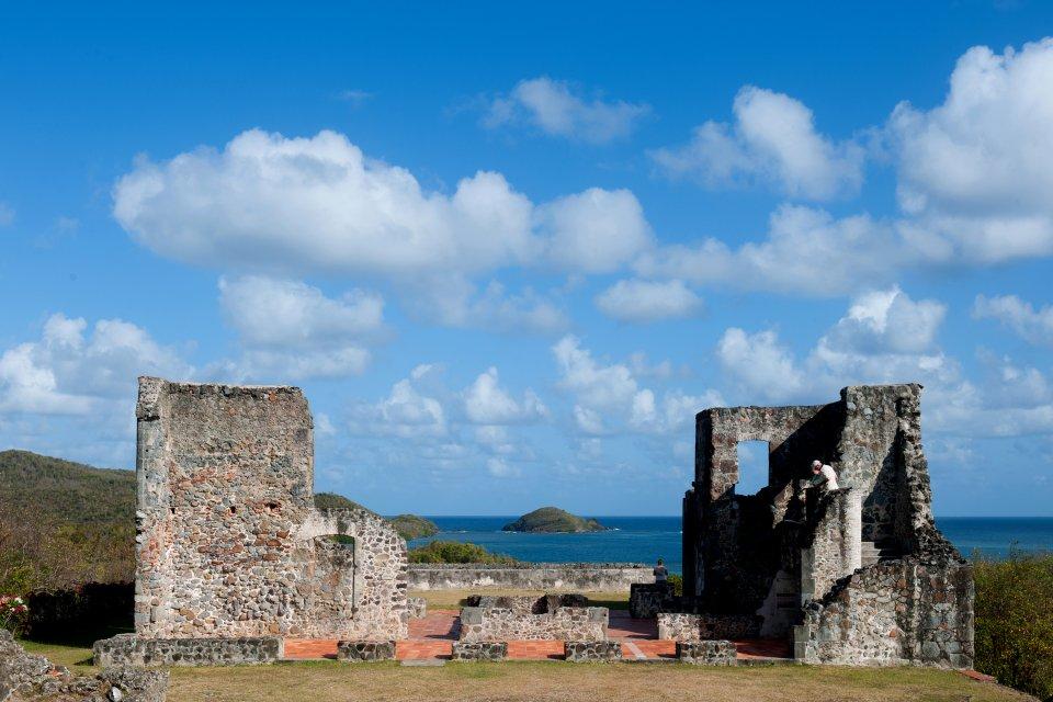 Le château Dubuc , Visite du château Dubuc , Martinique