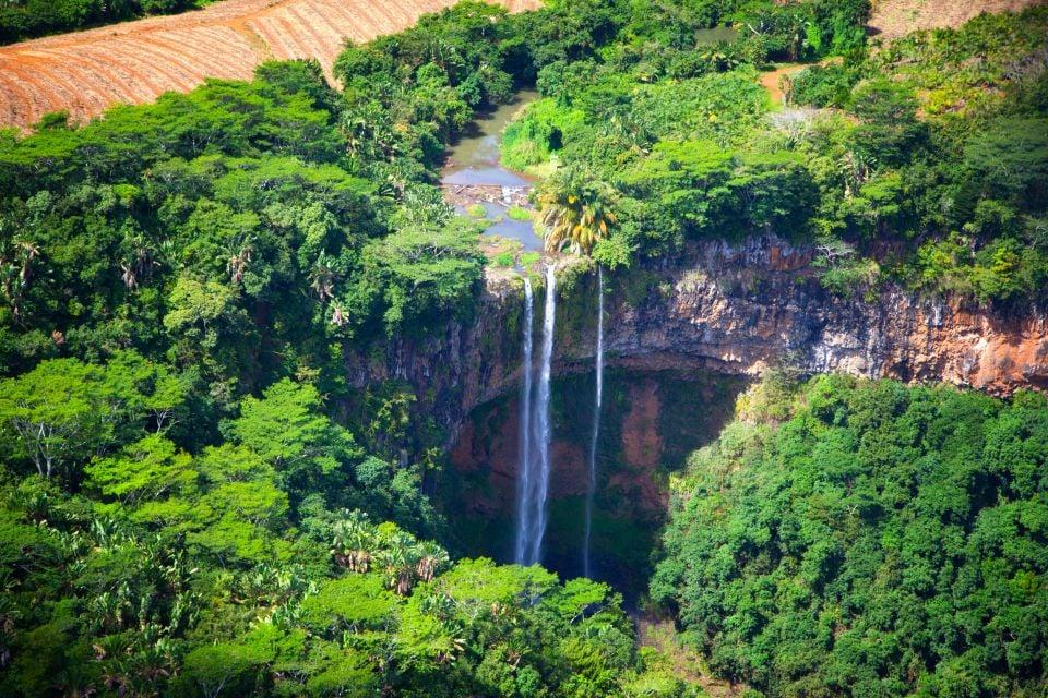 , Le terre a colori, I paesaggi, Flic En Flac, Isola Mauritius