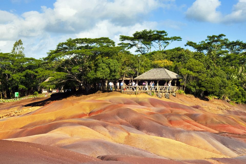 Le dune di Chamarel, Le terre a colori, I paesaggi, Flic En Flac, Isola Mauritius