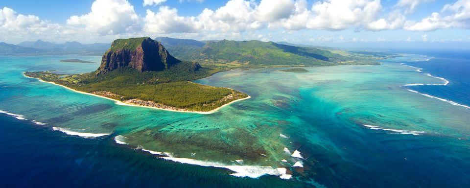 The peaks, Mauritius