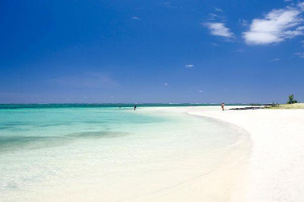 Las playas , Isla Mauricio