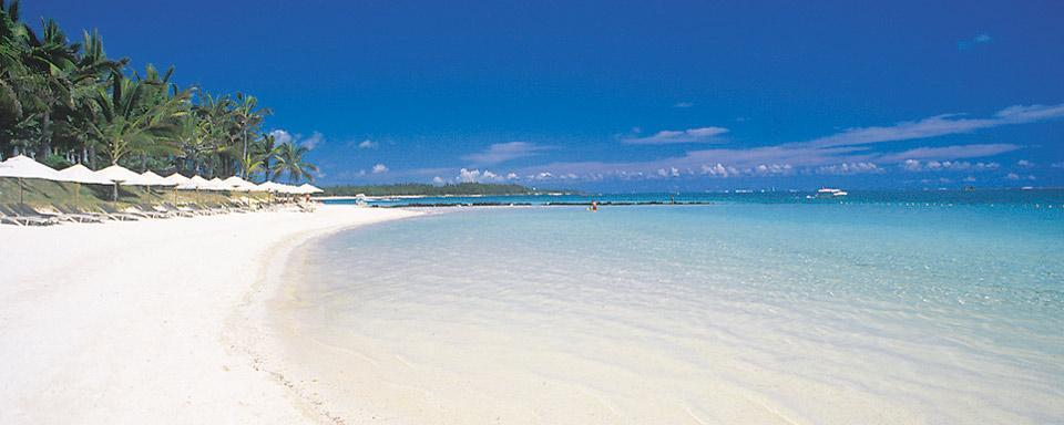 Le spiagge di Mauritius - Isola Mauritius